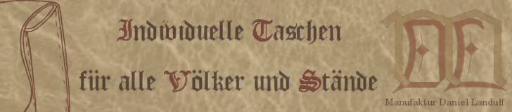Täschlerei -  Taschen Manufaktur