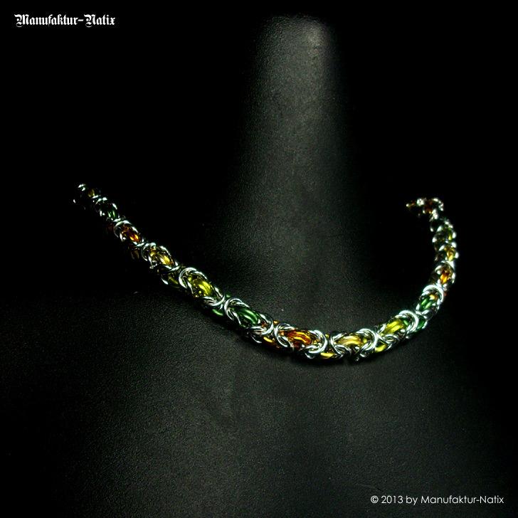 Bazantiner Halskette - TiKi Soul