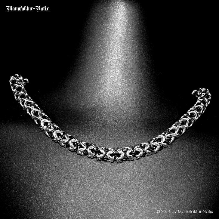 Turkish Round -  Türkisch Rund Halskette